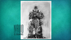 Gears of war 3 by nauoo