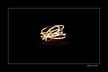 Jongleur de feu II by Kak-Miortvi-Pengvin