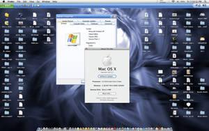 Merging worlds XP-OSX Leopard by DDStuff