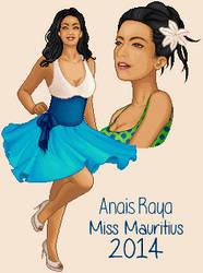 Mauritius - MDI '14 by SpyderBryte