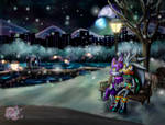 Special Season Theme No. 44 - And Winter came ... by Azurelly