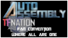 Auto Assembly and TFNation Fan Convention stamp by AutoTFNT979