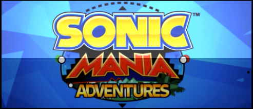 Button: Sonic Mania Adventures by AutoTFNT979