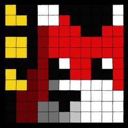 frealaf pixelated by FrealaF