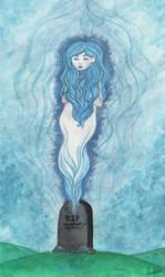 Ghost Girl by Aenglestern