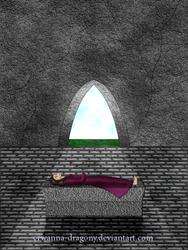 Sleeping Beauty by Erwanna-Dragony