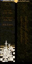 LOTR Fanart Fellowship of the Ring bookmark by Erwanna-Dragony