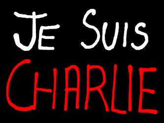 Je suis Charlie by Erwanna-Dragony