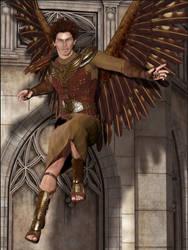 Arcane Brotherhood: Jasper by arien