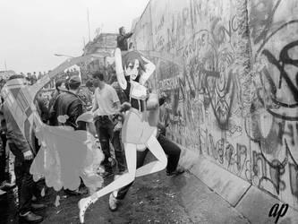 Berlin Wall by deviantpringle