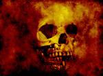 Dark skull by megaossa