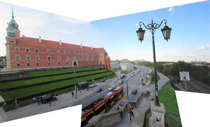 Zamek Krolewski w Warszawie by megaossa