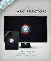 Arc Reactors by TheAL