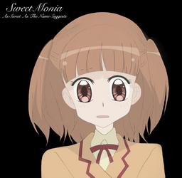 Kana-Chan by SweetMonia