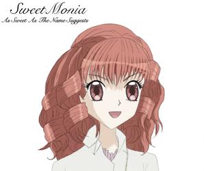 Miya-Colored by SweetMonia