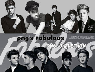 One Direction png Fabulous by MiliDirectionerJB