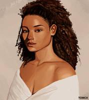 Portrait 19 by Tom-Cii
