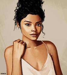 Portrait 20 by Tom-Cii