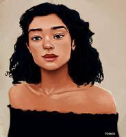 Portrait 21 by Tom-Cii