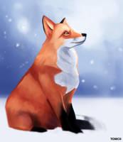Foxy by Tom-Cii