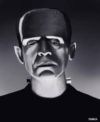 Frankenstein by Tom-Cii