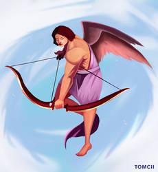 Cupid / Eros by Tom-Cii
