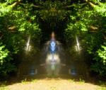 Healing power light by Kouw-Art