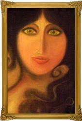 Lady Sombre by Lunasolstice