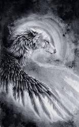 Reflection of my Soul by wolf-minori