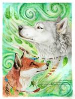 Souls of Earth by wolf-minori
