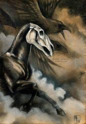 Deathbrnger by wolf-minori