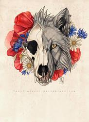 Wild flowers by wolf-minori