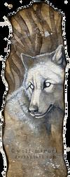 Ghost - bookmark by wolf-minori