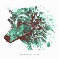 Emerald by wolf-minori
