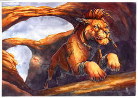 Pride and courage by wolf-minori