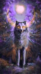 Still Night by wolf-minori