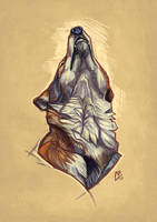Stretch by wolf-minori