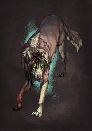 Anayu by wolf-minori