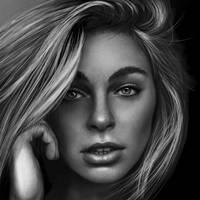 Elizabeth Turner by JoeDieBestie