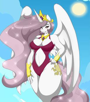 Princess Molestia by flawlessvictory20