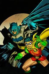 Batman N Robin by TMD2008
