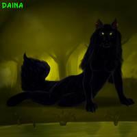 Loba Negra by TigresaDaina