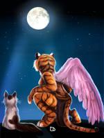 Moonlight Densetsu by TigresaDaina