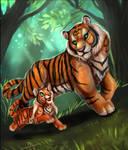 Mother Of  Mine.. by TigresaDaina