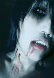 Vampire by Rebecca-Roo