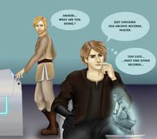 Archive search: Padawan Kenobi by veveco