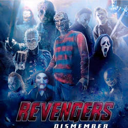 Revengers dismember by ozzysolano