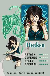 Pixel ID - Herker by carinakern