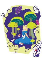 In Wonderland by carinakern