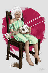 The Sound Child by carinakern
